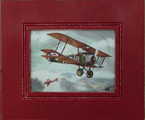 Boys Framed Image Airplane